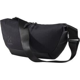 Haglöfs Kisel Large Kompakt taske 2,5l, sort